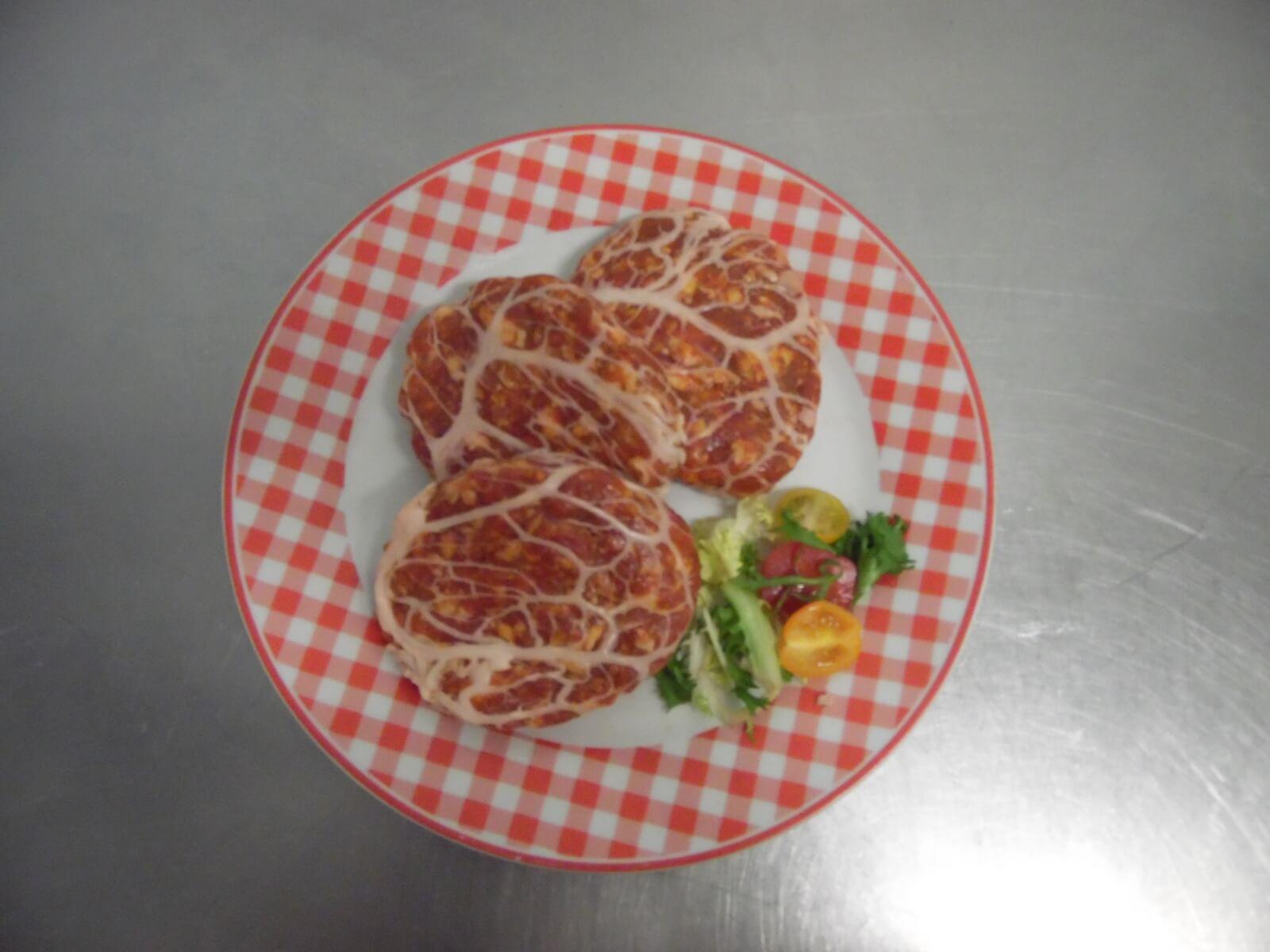 La Corbiniere Vente De Porc Mayenne Crepinette Epicee 14.50E