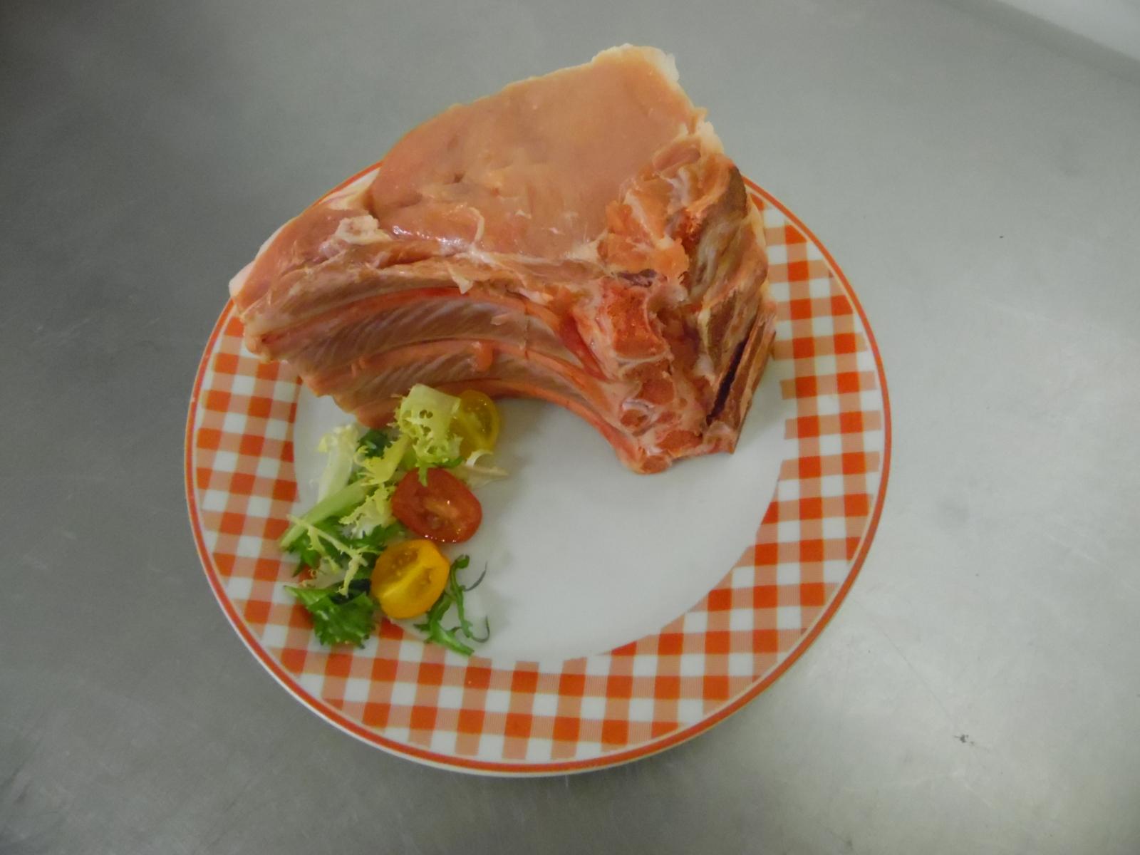 La Corbiniere Vente De Porc Mayenne Roti Cote 12.50E