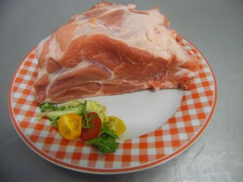 La Corbiniere Vente De Porc Mayenne Roti Echine 12.50E